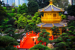Nan lian garden Stock Photography