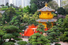 Nan lian garden Royalty Free Stock Photography