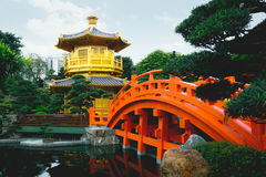 Nan lian garden Royalty Free Stock Images