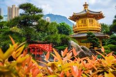 Nan Lian Garden  government public park Royalty Free Stock Photo