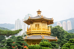 Nan Lian Garden,This is a government public park,situated at Dia Royalty Free Stock Photo