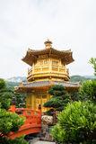 Nan Lian Garden,This is a government public park,situated at Dia Stock Image