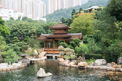 Nan Lian Garden,This is a government public park,situated at Dia Stock Images