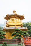 Nan Lian Garden,This is a government public park,situated at Dia. Mond hill,Kowloon,Hong Kong Royalty Free Stock Photo