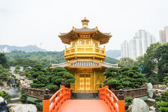 Nan Lian Garden,This is a government public park,situated at Dia Stock Photo