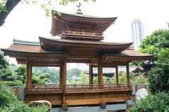 Nan Lian Garden,This is a government public park,situated at Dia Royalty Free Stock Image