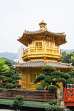 Nan Lian Garden,This is a government public park,situated at Dia. Mond hill,Kowloon,Hong Kong Royalty Free Stock Image