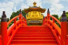 Nan Lian Garden,This is a government public park Stock Image