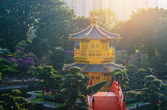 Nan Lian Garden,This is a government public park, Royalty Free Stock Photography