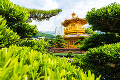 Nan Lian Garden is a government public park situated at Diamond Royalty Free Stock Image
