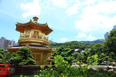 Nan Lian Garden, Hong Kong Royalty Free Stock Photo