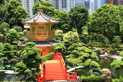 Nan Lian Garden, Hong Kong Royalty Free Stock Images