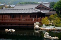 Nan Lian Garden Royalty Free Stock Photo