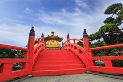 Nan Lian garden, Hong Kong stock image