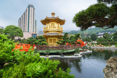 Nan Lian Garden at hongkong Royalty Free Stock Photography