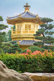 Nan Lian Garden på Hong Kong Royaltyfria Bilder