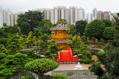Nan Lian Garden park. Stock Photo