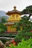 Nan Lian Garden. Public Nan Lian Garden, Chi Lin Nunnery Stock Photo