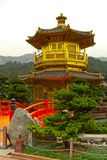Nan Lian Garden. Public Nan Lian Garden, Chi Lin Nunnery Stock Photography