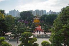 Nan lian ogrodu Zdjęcie Stock
