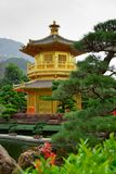 Nan Liana ogród zdjęcie stock