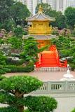 Nan Liana ogród obraz stock