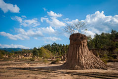 Nan mountain landscape, Nan Thailand. Nan mountain landscape, Nan Province, Thailand Stock Image