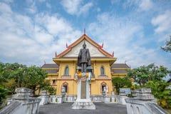Nan National Museum in Thailand royalty-vrije stock foto's