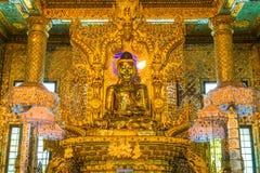 Nan Oo de la BO au temple merci Tuang Paya, Myanmar Photos stock