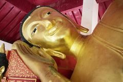 Nan Tajlandia Zdjęcie Royalty Free