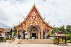 NAN, THAILAND 28 Juli: Wat Suan Tarn Places van verering en temperaturen Royalty-vrije Stock Fotografie
