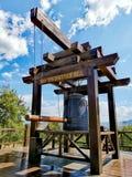 Nan Tien Gratitude Bell royalty-vrije stock fotografie