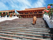 Nan Tien Temple - Australië royalty-vrije stock afbeelding