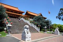 Nan Tien Temple - Australië stock foto's