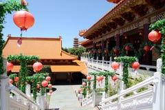 Nan Tien Temple - Australië royalty-vrije stock afbeeldingen