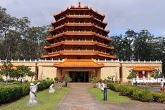 Nan Tien Temple, Wollongong, Australia Foto de archivo
