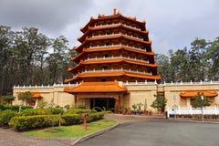 Nan Tien Temple, Wollongong, Australia Fotos de archivo