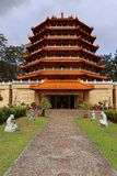 Nan Tien Temple, Wollongong, Australia Imagen de archivo