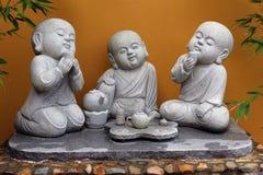 Nan Tien Temple, Wollongong, Australia Imagen de archivo libre de regalías