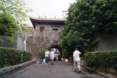 NaN TU of Shenzhen ancient city Stock Image
