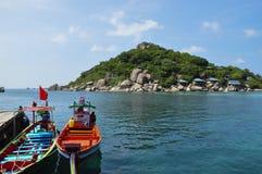 Nan Yuan Island Immagine Stock Libera da Diritti