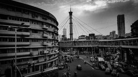 Nana Chowk, Mumbai Stock Images