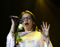 NANA MOUSKOURI Stock Images