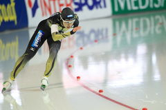 Nana Takagi - speed skating Stock Photos