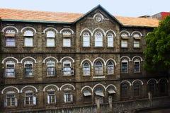 Nana Wada Building, errichtet im Jahre 1780 von Nana Phadnavis nahe Shaniwar Wada, Pune lizenzfreies stockbild