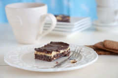 Nanaimo bar Royalty Free Stock Photography