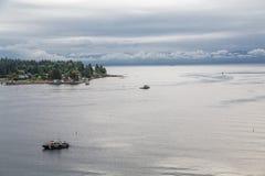 Nanaimo Dawn Στοκ Φωτογραφία