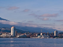 Nanaimo harbor Royalty Free Stock Photography