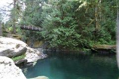 Nanaimo krajobrazy Obrazy Royalty Free