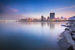 Nanchang acht eine Brücke Stockfotos